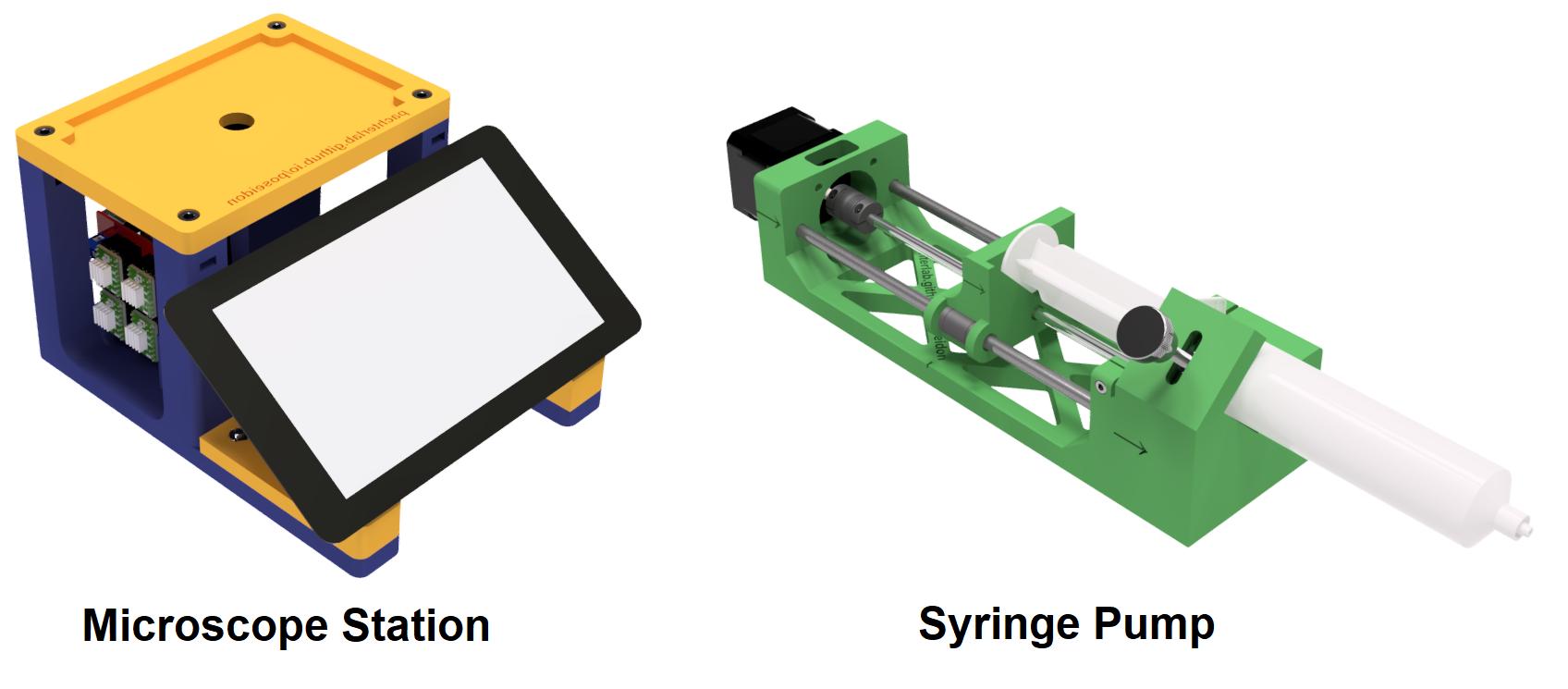 Open sourcing bioinstruments